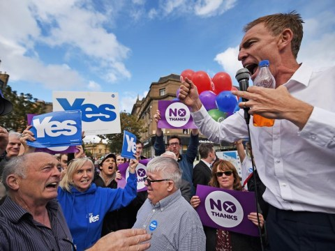 Alex Salmond urges Yes supporters to steer clear of Better Together rallies