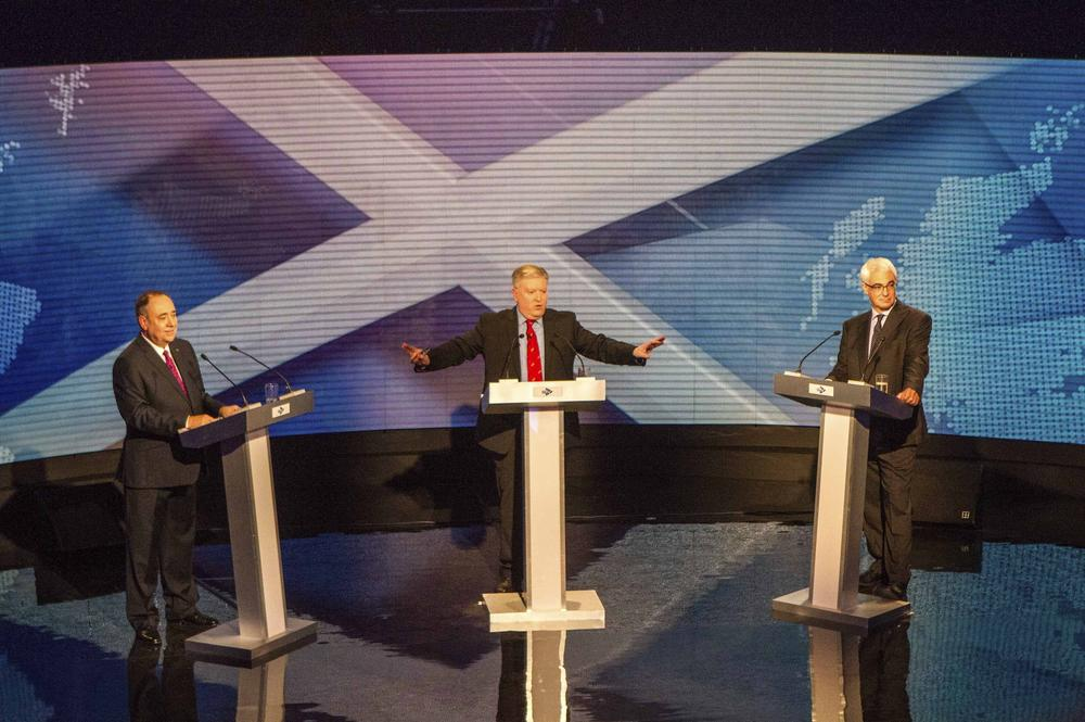 Scottish independence 2014: Boring beats passion in first TV debate