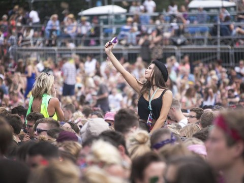 16 people were arrested at V Festival after allegedly trying to take drugs onto the site