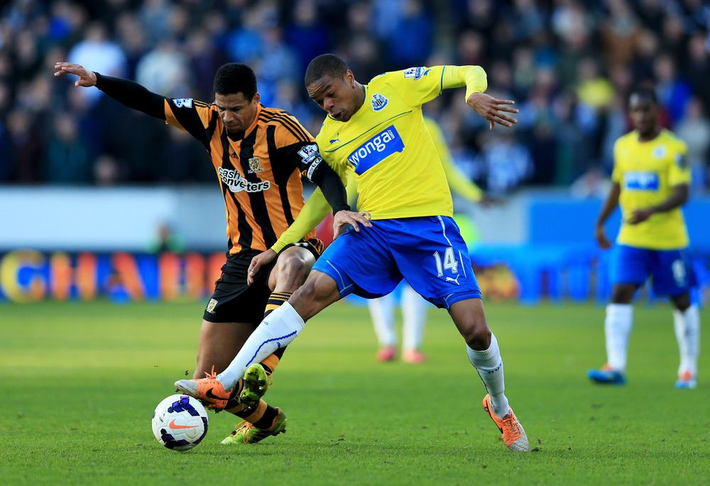 Newcastle remain keen on signing QPR's Loic Remy despite failing Liverpool medical