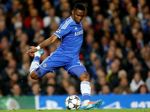 Samuel Eto'o 'undergoes Liverpool medical' ahead of one-year deal