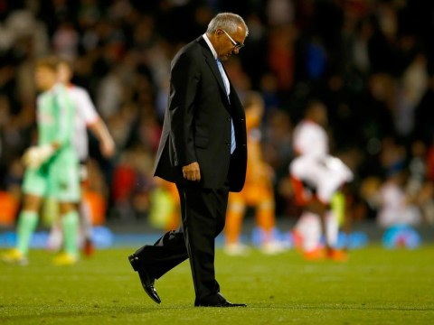 Felix Magath must pay the ultimate price for managing Fulham's kids poorly