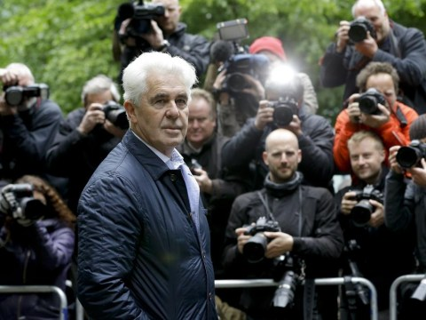Disgraced PR Guru Max Clifford let out of prison to attend his brother's funeral