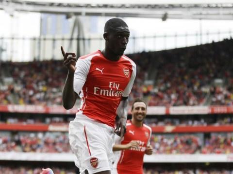 Five reasons why Yaya Sanogo can be a star for Arsenal this season