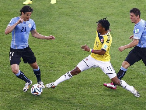 Louis van Gaal fuels speculation that Juan Cuadrado is a Manchester United target
