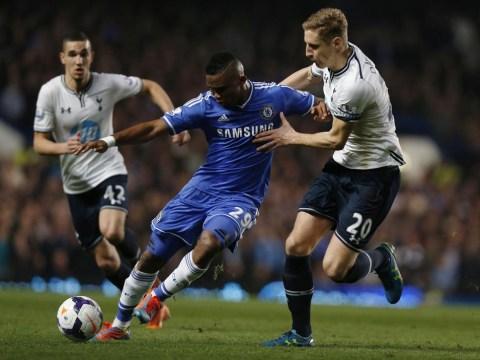 Samuel Eto'o holds transfer talks with Tottenham Hotspur