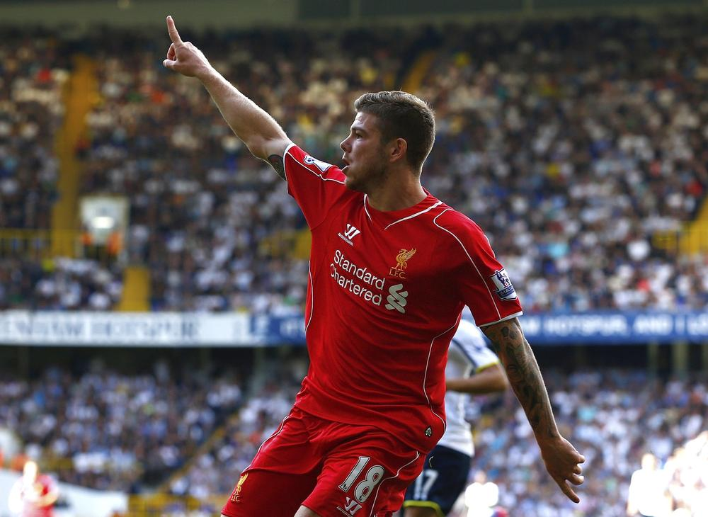 Liverpool News Alberto Moreno Promises Liverpool Fans He