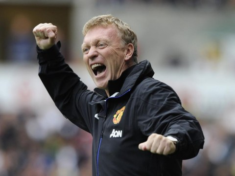 Five David Moyes pictures which explain Manchester United's opening defeat to Swansea