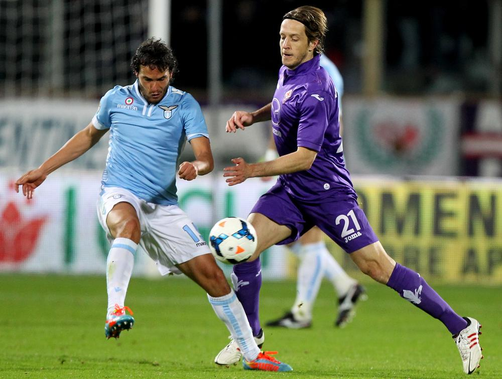 Southampton turn to Lazio's Alvaro Gonzalez after Tottenham reject Andros Townsend advances