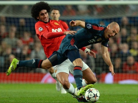 Manchester United willing to let Marouane Fellaini join Napoli for just £5.5m