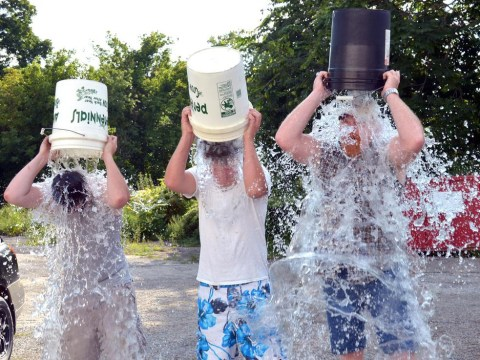 This is why I will never take part in the ice bucket challenge