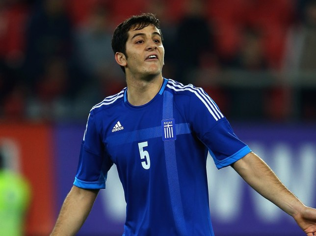 Greece v Switzerland - International Friendly