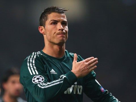 Cristiano Ronaldo hints at transfer back to Manchester United