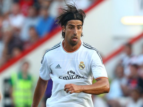 Arsenal could sign £12million Real Madrid star Sami Khedira by end of next week