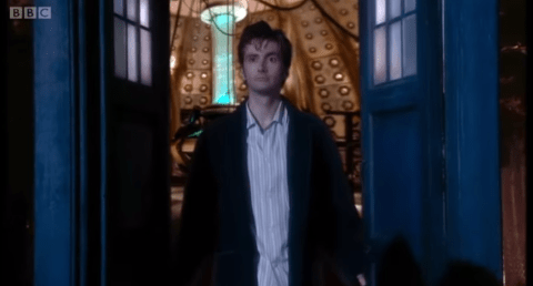 Peter Capaldi in a nightgown: 6 more nighties in Doctor Who
