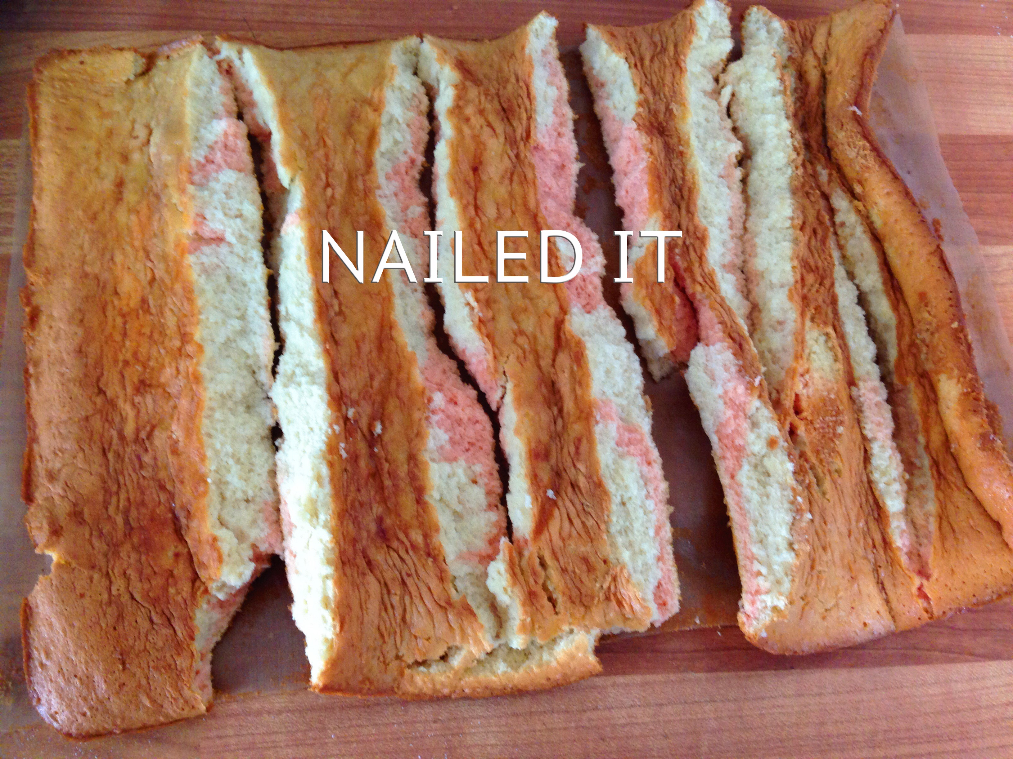 Baking Bad: What to do with your Great British Bake Off Swiss roll baking disasters
