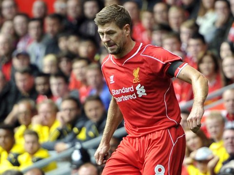 Steven Gerrard must win midfield battle if Liverpool are to beat Manchester City