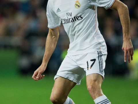 Arsenal chasing Real Madrid right-back Alvaro Arbeloa after Carl Jenkinson transfer exit
