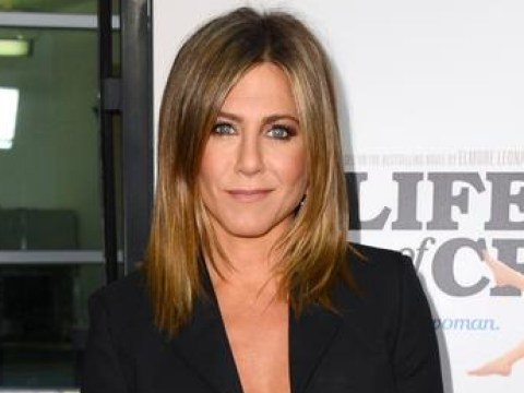 Jennifer Aniston looked ridiculously hot at the Life Of Crime premiere – can we be her please?
