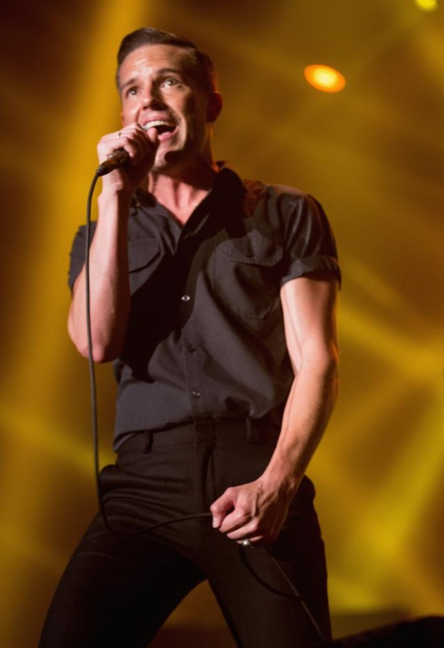 V Festival 2014: The Killers