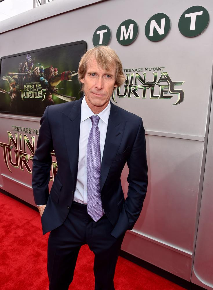 It's Teenage Mutant Ninja Turtles all the way as director Michael Bay confirms Transformers exit