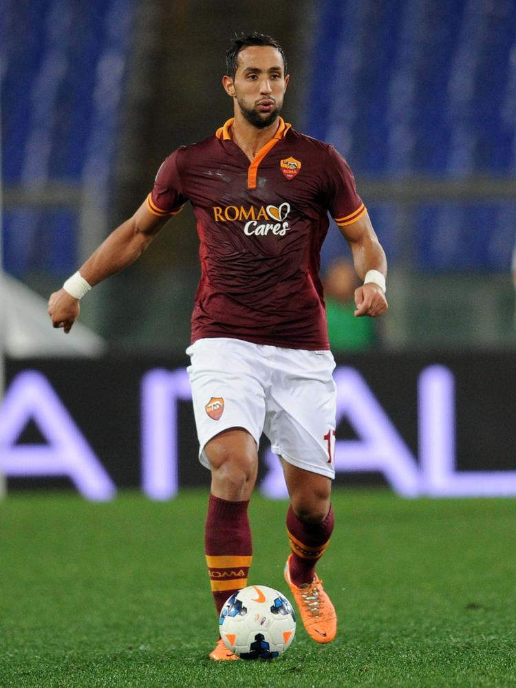 Mehdi Benatia looks likely to move to Bayern Munich