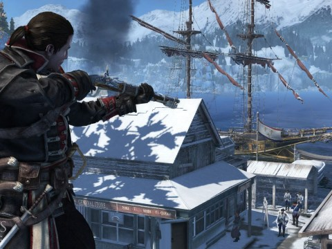 Assassin's Creed Rogue hands-on preview and interview – one more time