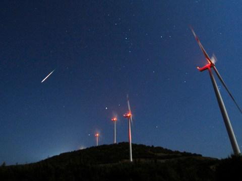 Nasa cameras capture early Perseids meteor shower