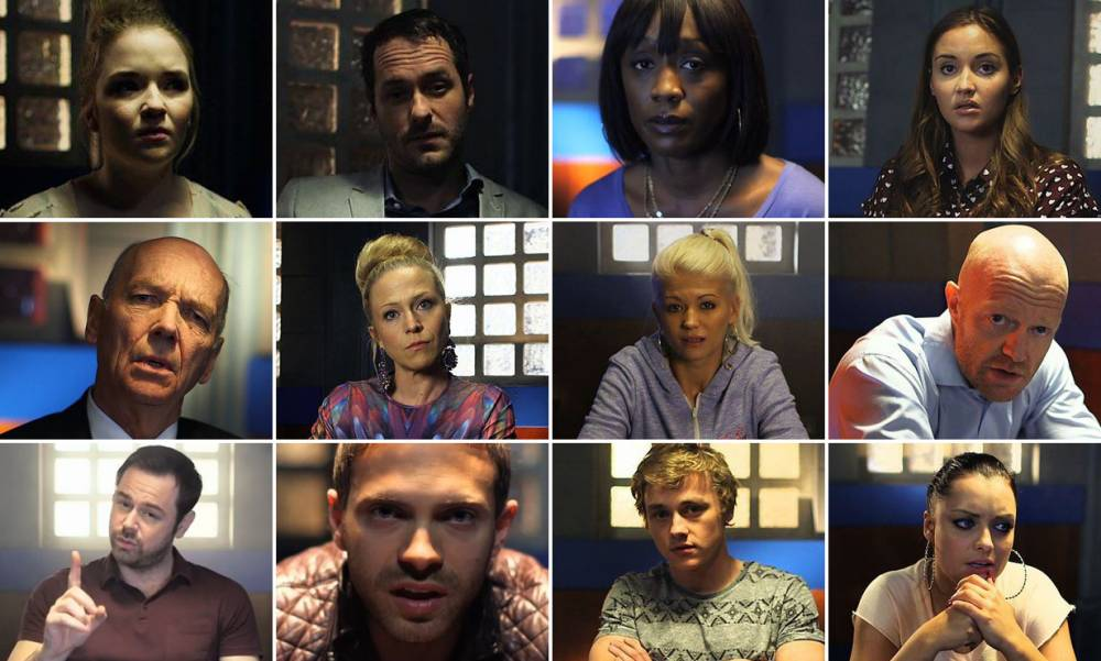 EastEnders' Lucy Beale murder hunt ramps up a gear as 12 brand new alibi videos emerge showing Abi Branning, Charlie Cotton and Les Coker