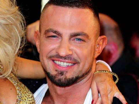 Robin Windsor's back on Strictly for same sex dance with Aljaz Skorjanec