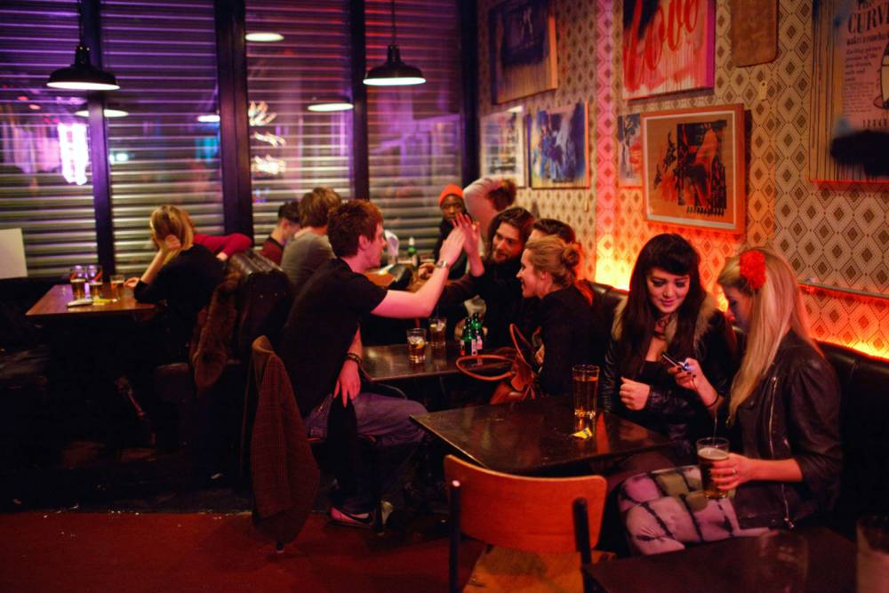 Dalston is abuzz with everything from markets to hip nightlife (Picture: Alamy)