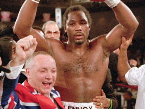 Lennox Lewis shows support for former promoter Frank Maloney's sex change: I respect Kellie's decision