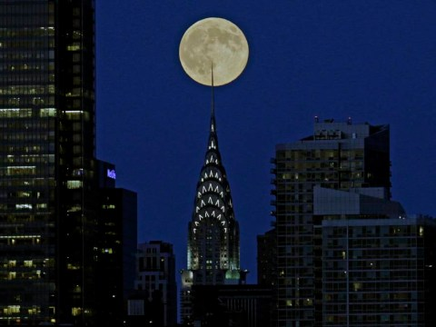 Supermoon captured in amazing pictures from around the world
