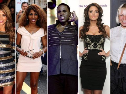 EXCLUSIVE: Sinitta, Paula Abdul, Jason Derulo, Sia and Tulisa 'sign up to The X Factor judges' houses'