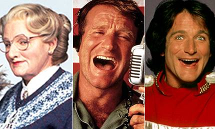 From Good Morning, Vietnam to Dead Poets Society: The many faces of Robin Williams