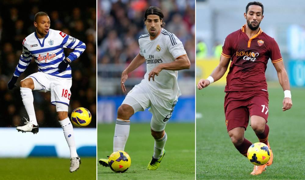 Chelsea want Loic Remy, Sami Khedira and Mehdi Benatia in triple transfer deal