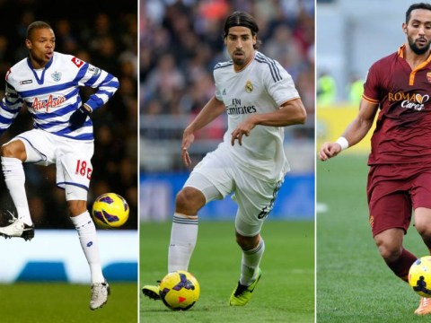 Chelsea want Loic Remy, Sami Khedira and Mehdi Benatia in triple transfer deal
