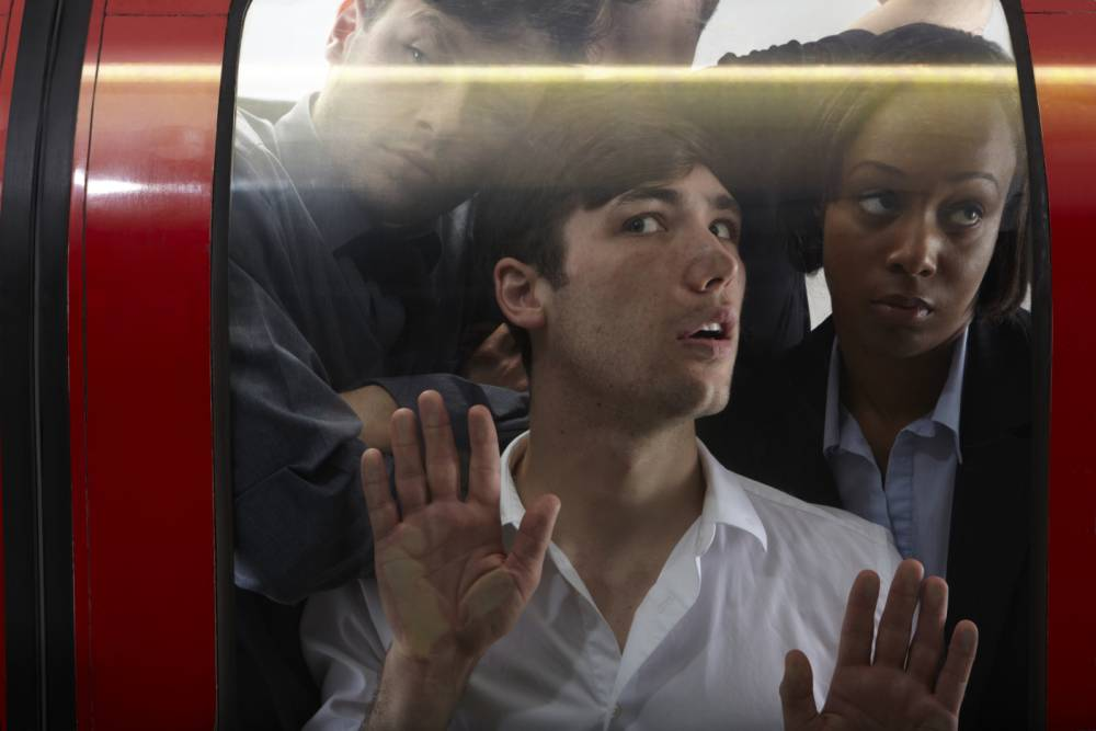 20 questions every Londoner asks themselves on the morning commute