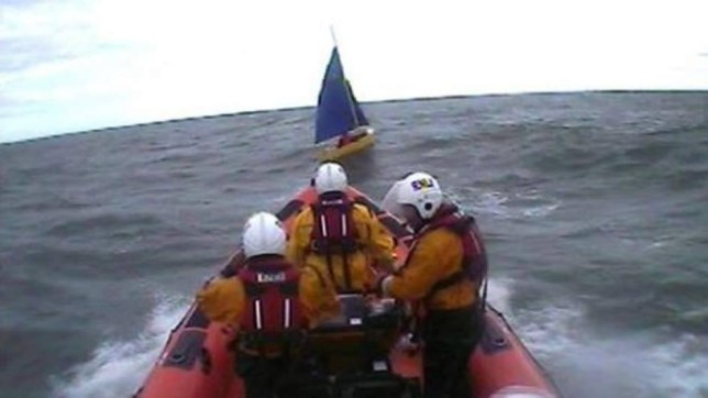Dinghy, RNLI