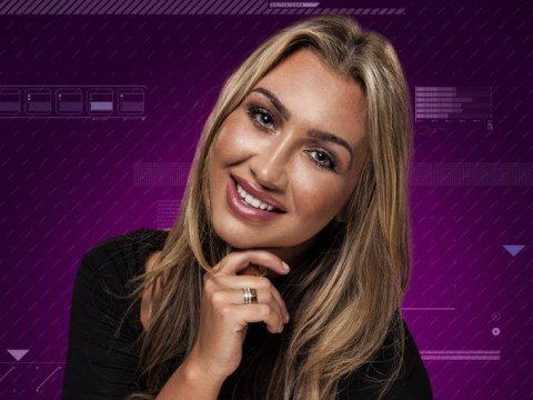 Nope, Lauren Goodger hasn't entered the Celebrity Big Brother house – it was just Megan McKenna