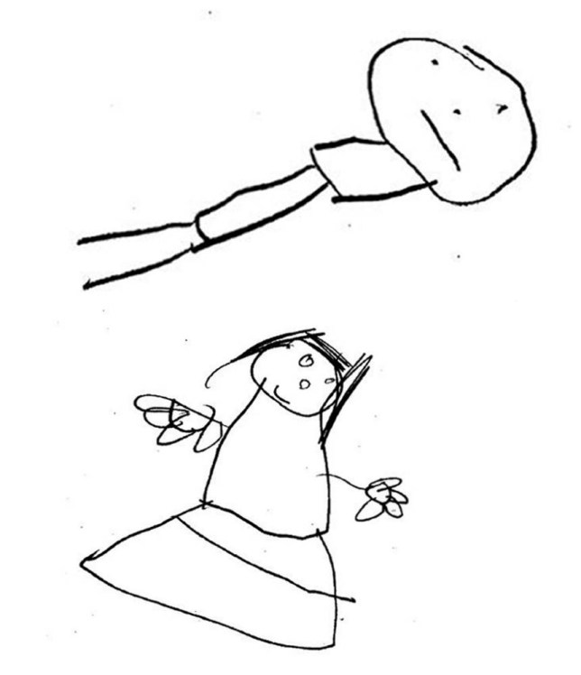 Parents: The quality of your child's drawings is linked to