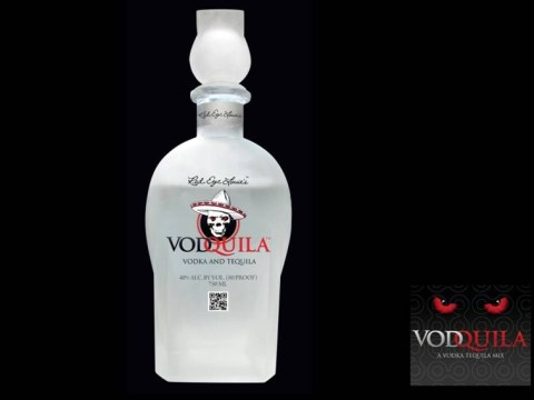 New spirit hybrid Vodquila combines vodka and tequila to give 2 hangovers for the price of 1