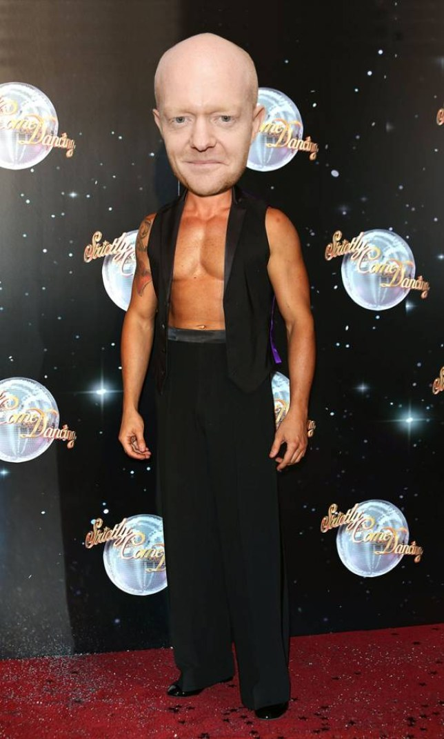 LONDON, ENGLAND - SEPTEMBER 11:  Artem Chigvintsev attends the launch of Strictly Come Dancing 2012 at BBC Television Centre on September 11, 2012 in London, England.  (Photo by Tim Whitby/Getty Images)