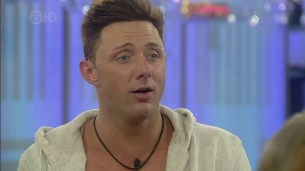 Celebrity Big Brother 2014 - Geordie SHore's Ricci Guarnaccio