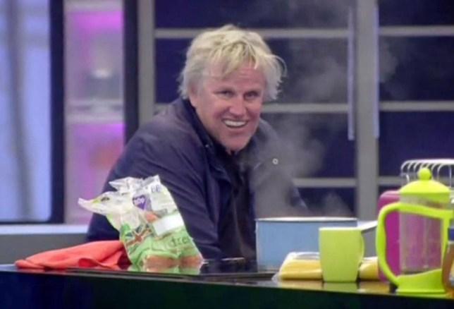 Gary Busey Celebrity Big Brother