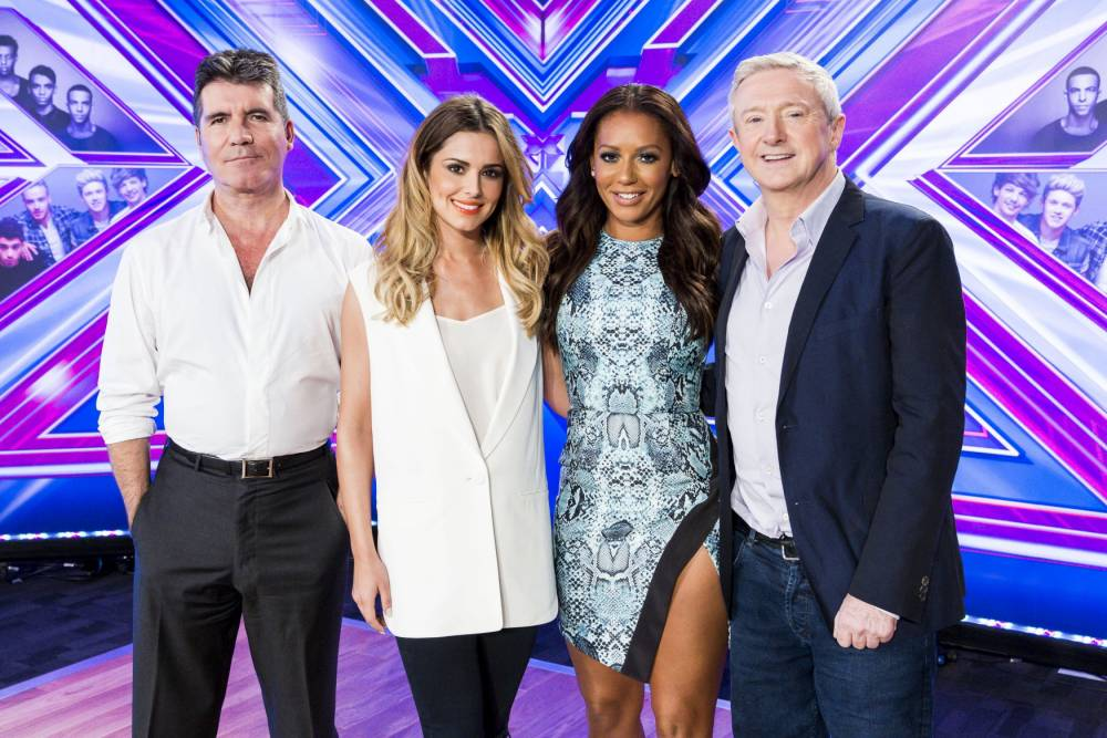 The X Factor 2014: These are your final 12 contestants