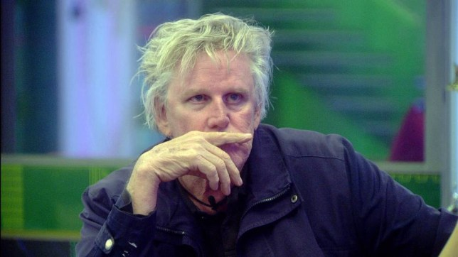 Gary Busey Celebrity Big Brother 2014