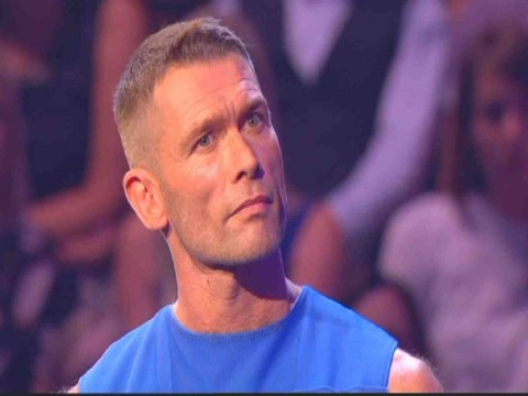 John Partridge Tumbles out of BBC One's gymnastic show after losing to Lucy Mecklenburgh