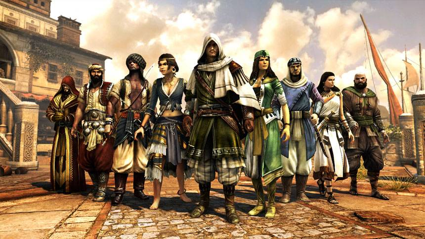 Assassin's Creed, Call of Duty and The Sims: 6 characters who need to go back to school
