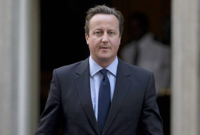 Prime Minister David Cameron, cancer